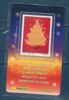 Italia / Italy  2006 -- NATALE LAICO  ---  ** MNH / VF - 6. 1946-.. Repubblica