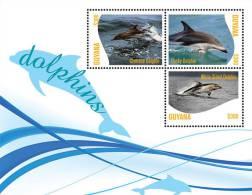 Guyana-Fauna-fish-DOLPHINS SHEETLET 1 - Fische