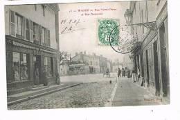 Wassy - Rue Notre Dame Et Rue Nationale - Wassy