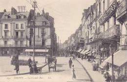 CPA  - 76 - DIEPPE - La Grande Rue - 254 - Dieppe