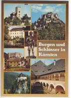 Burgen Und Schlösser In Kärnten - Geiersburg/Friesach, Schloß Porcia, Burgruine Gmünd, Verlag Schilcher - Sonstige