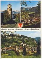 Grüße Aus Der Montfort - Stadt Feldkirch, Vorarlberg - Feldkirch