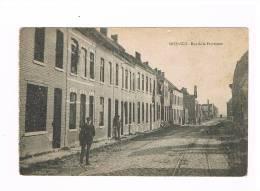 WERVIK - Rue De La Procession - Edit. H. Vandenbroucke, Courtrai - Wervik