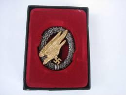 Distintivo Brevetto Paracadutista Luftwaffe WW2 - 1939-45