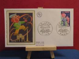 FDC - La Fête - Paris - 10.7.1976 Coté 1,50 € (2013 Y&T) - FDC