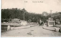 TILFF   ENTREE  DU  PONT - Esneux