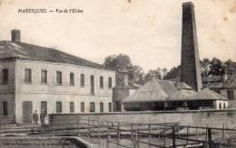 62 Maresquel, Vue De L'usine - Autres Communes