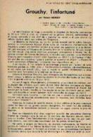 """""""WATERLOO ILLUSTRE"""" -lot De 3 Articles  """"GROUCHY, L'infortuné"""" : (35 Pages Au Total) Dans 3 Bulletins - Histoire"""