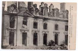 Cpa 92 - Meudon - Souvenirs De L'année Terrible 1870-71 - Le Château Après Le Bombardement - Guerres - Autres