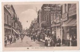 BERCK PLAGE - Rue Carnot - Berck