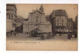 MARSEILLE , EGLISE DES AUGUSTINS - Marseille