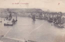 CPA  - 76 - DIEPPE - L'avant Port - 549 - Dieppe