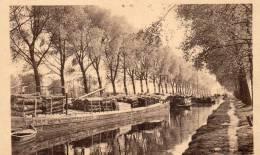 59 Denain, Chemin De Hallage, Péniche - Denain