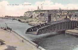 CPA  - 76 - DIEPPE - Le Grand Pont - 1354 - Dieppe