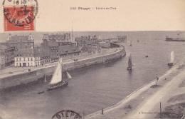 CPA  - 76 - DIEPPE - Entrée Du Port - 2543 - Dieppe