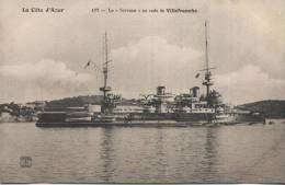 06 - Villefranche - Le Suffren En Rade De Villefranche - Villefranche-sur-Mer