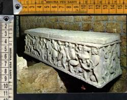 D1970 Badia Di Farfa: Sarcofago Pagano - Fara In Sabina ( Rieti ) - Altre Città