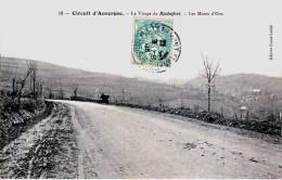 Collection Du Circuit D´Auvergne - Genès-Labbé N° 13 - Le Virage De Rochefort-Montagne - Altri Comuni