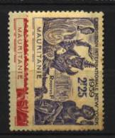 Mauritanie   N° 98 à 99  Neuf *  Luxe   Cote Y&T   2,00  €uro  Au Quart De Cote