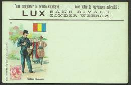 """""""Facteur Roumain"""",  A Postman Of The World (number 11)  """"Roumania"""",  C1907. - Postal Services"""