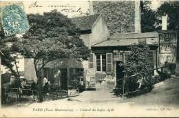 Paris (vieux Montmartre) Cabaret Du Lapin Agile - Arrondissement: 18