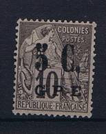 Guadeloupe YV Nr 10 MH/* - Unused Stamps