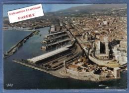 D 13. Marseille  Le Port Bassin De La Joliette  Vue D'avion Trés Beau Plan - Altri