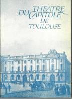 Theâtre Du Capitole De Toulouse Programme Saison 1981-1982 - Theater