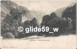 INTERLAKEN - Ruine Unspunnen - BE Berne