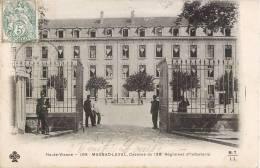 MAGNAC-LAVAL CASERNE DU 138e REGIMENT D'INFANTERIE MILITAIRE 1900 - Frankrijk