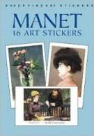 Stickers - 16 Art Stickers Manet - Otros