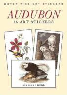 Stickers - 16 Art Stickers Audubon - Otros