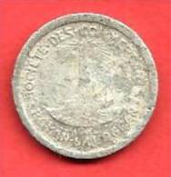 SOCIETE Des  COMMERCES , ROYAN S/ L'OCEAN , 1922 , 5 Cent. - Notgeld