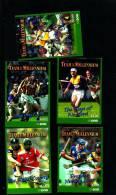 IRELAND/EIRE - 2000  HURLING TEAM   BOOKLETS (5)   FINE  USED  FDI CANCEL - Irlanda