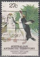 Australian Antarctic Territory 1983 Michel 58 O Cote (2005) 0.60 Euro Manchot Royal - Oblitérés