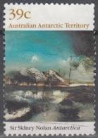 Australian Antarctic Territory 1989 Michel 84 O Cote (2005) 0.90 Euro L´Antarctique - Territoire Antarctique Australien (AAT)