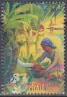 Cocos (Keeling) Islands 1999 Michel 370 O Cote (2005) 1.00 Euro Fête Hari-Raya Cachet Rond - Cocos (Keeling) Islands