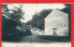 ORSAY 1905 MOULIN DE L AUNAY CARTE PRECURSEUR EN BON ETAT - Orsay