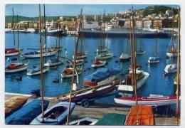 Alg�rie--ALGER-- Le Port et la Ville (bateaux,paquebots),cpsm 10 x 15 n�  MAR .15/3006  �d JEFF
