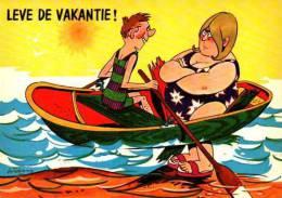 Les Gros à La Plage 13 - Leve De Vakantie - Humour