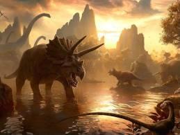 Stickers - 16 Dinosaurs Size:10x7 Cm. Aprox. - Otros