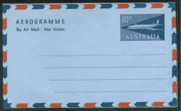 AUSTRALIA, AEROGRAMME, NO. FG11 - Aerogrammes