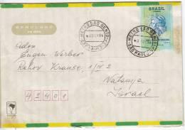 1311. Brazil, 1994, Letter - Brésil