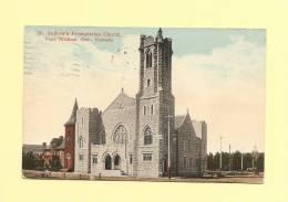 Canada - Ontario - St Andrews Presbyterian Church - Petits Defauts - Non Classés