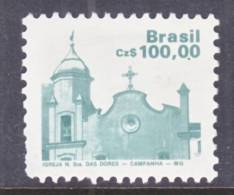 Brazil  2071   *   CHURCH  1986-88 Issie - Brazil