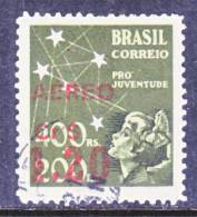 Brazil  C 59  (o) - Poste Aérienne