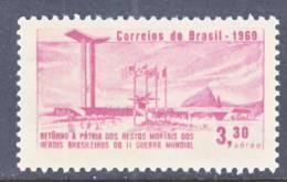 Brazil  C 104  * - Airmail