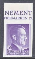 General Government  N 80   IMPERF.   ** - Occupation 1938-45