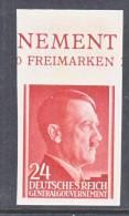General Government  N 83   IMPERF.   ** - Besetzungen 1938-45