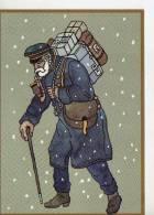POKETZUSTELLER 1895  POSTALES CONMEMORATIVAS 500 JAHRE POST JUBILÄUMS POST KARTE   OHL - Post